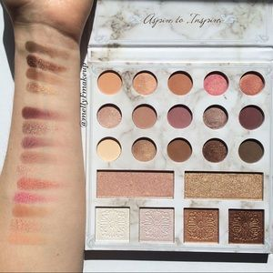 Carli Bybel Deluxe Edition BH Cosmetics Palette